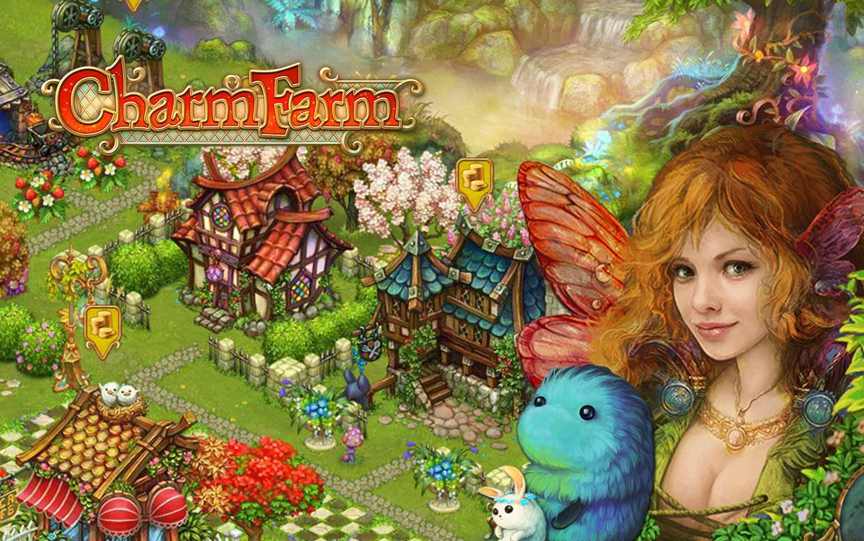 Charm Farm Hilfe
