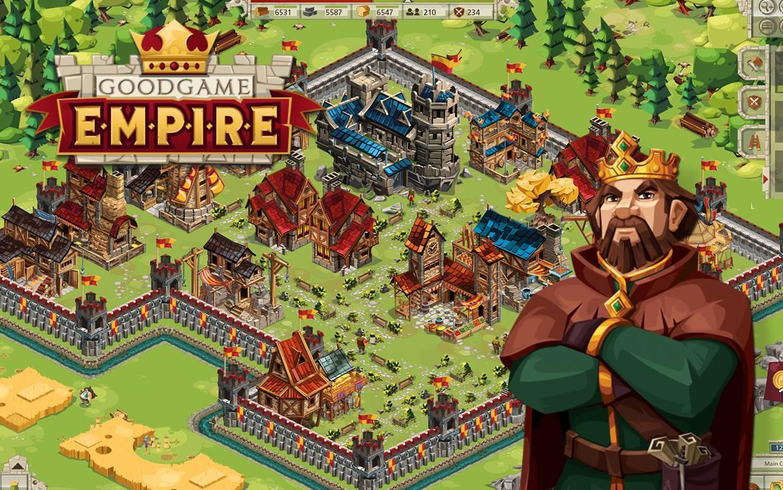Empire Online Spiel
