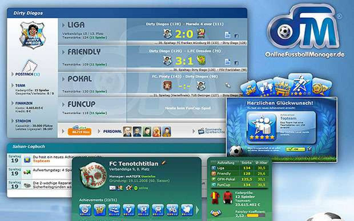 FuГџball Manager Online