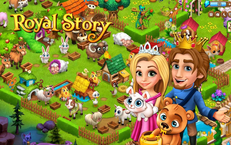 Royal Story Jetztspielen