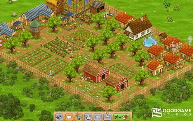 Bauernhofspiel