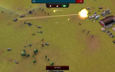 Rising Generals Gameplay Video