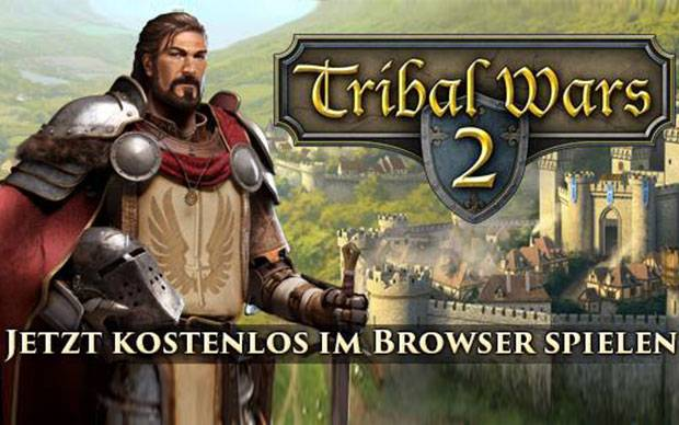 Tribal Wars 2 mit erstem Game Update