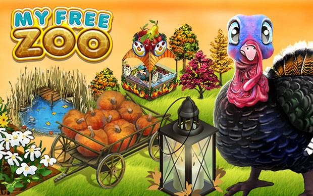 My Free Zoo mit neuem Special Herbst-Event