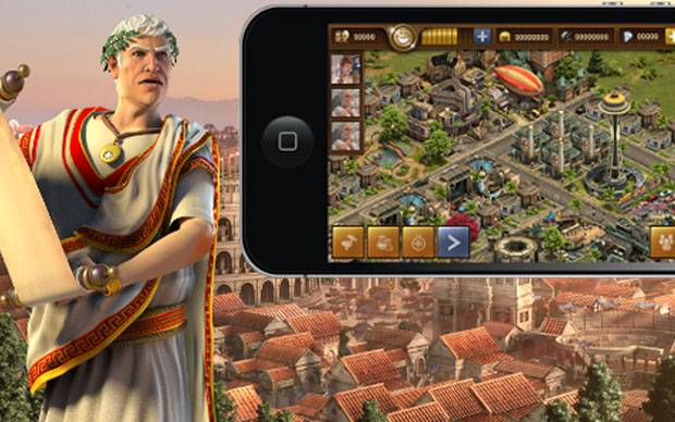 Forge of Empires als App auf iOS - iPhone & iPad