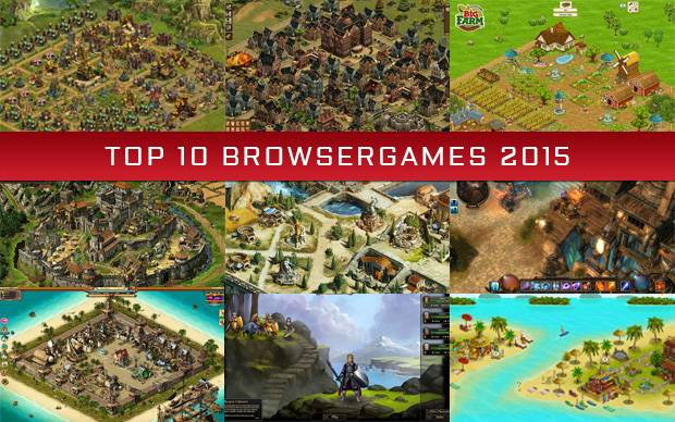 Top 10 Browsergames