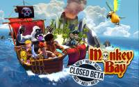 Monkey Bay - Neues Browser- & Mobile Game startet in Closed Beta Phase