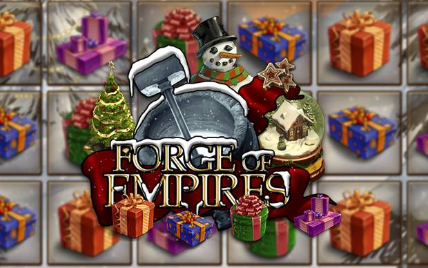 Forge of Empires Winter Event 2014 bringt Geschenke