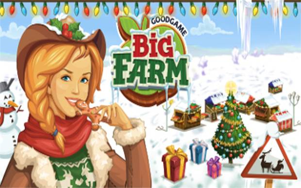 Big Farm Winter Event 2014