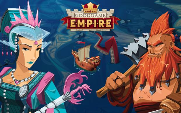 Goodgame Empire Event Klingenküste