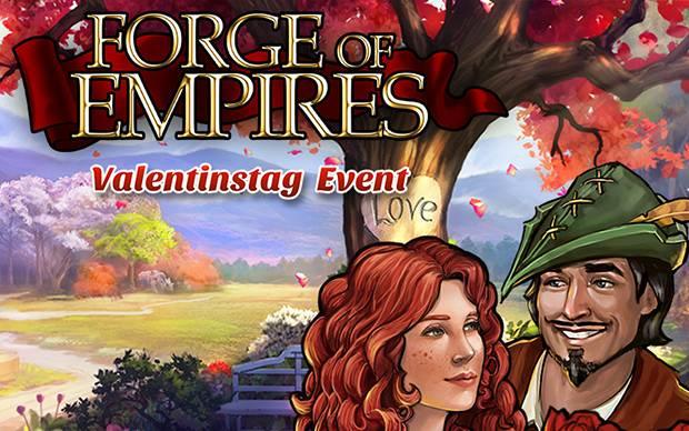 Forge of Empires Valentins-Event 2015