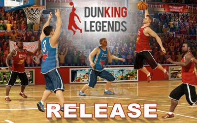 Basketball-Browsergame Dunking Legends gestartet