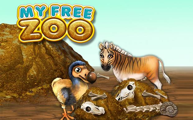 My Free Zoo - Museum - Neue Funktion im Zoo-Browsergame