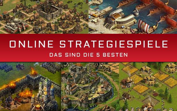 Aufbau Strategiespiele Online