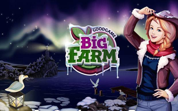 Big Farm Update & Event - Nordlichtfarm