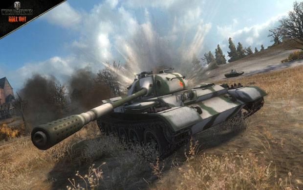 Panzerspiele Online