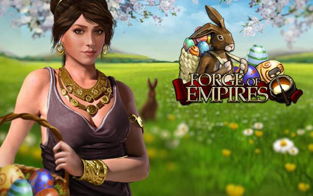 Forge of Empires - Oster-Event 2015