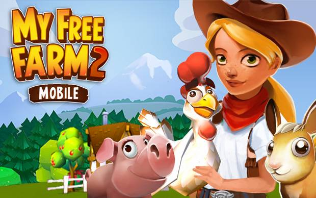 My Free Farm 2 - Brandneue 3D Tablet-App