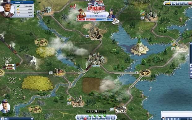 Eisenbahn Online Spiel