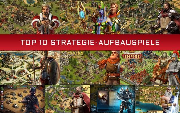 Strategie Aufbauspiele