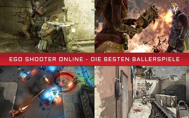 Ego Shooter Online