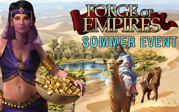 Forge of Empires - Sommer Event 2015