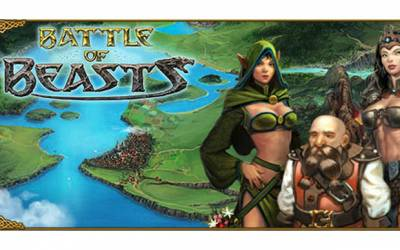Battle of Beasts - 50 % Bonus auf Gold