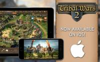 Tribal Wars 2 für iOS - iPhone & iPad Version erschienen