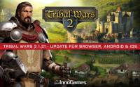 Tribal Wars 2 1.21 - Update für Browser, Android & iOS