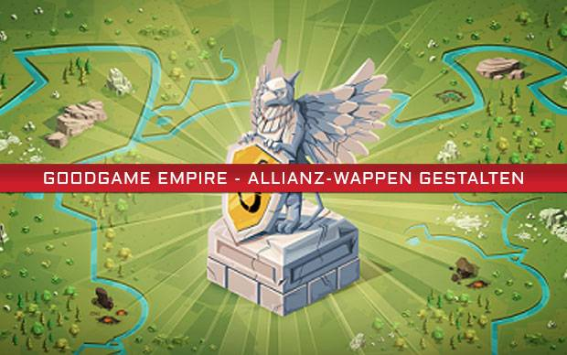 Goodgame Empire - Allianz-Wappen gestalten