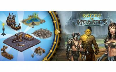 Battle of Beasts - Viele neue Dekorationen