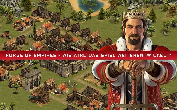 Forge of Empires - Neue Funktionen & Änderungen