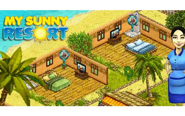 My Sunny Resort - Aktion: Zimmerservice