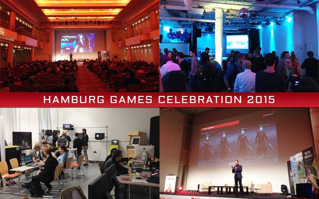Hamburg Games Celebration 2015