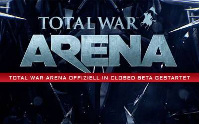 Total War: Arena offiziell in Closed Beta gestartet
