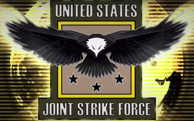 Endwar Online - Die neue United States Joint Strike Force