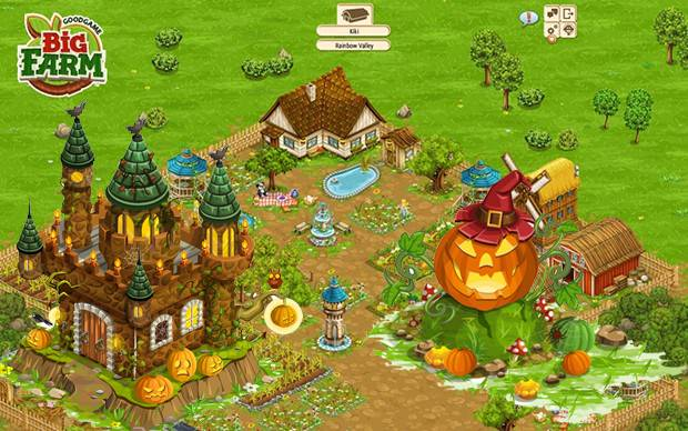 Big Farm - Halloween-Event 2015