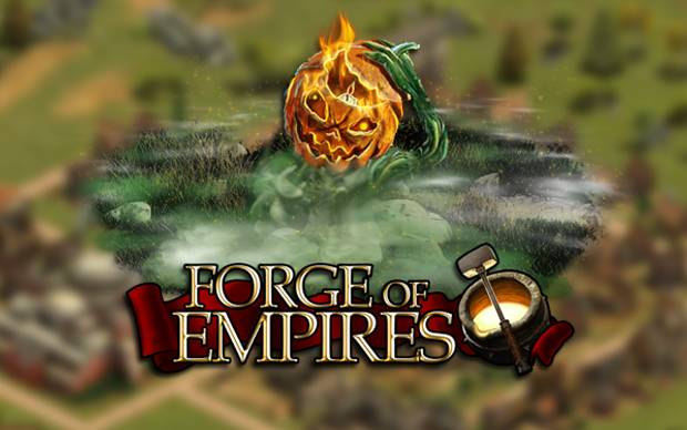 Forge of Empires - Halloween Event 2015