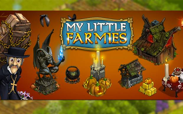 My Little Farmies - Halloween & Freundes-Booster Event
