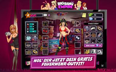 Big Bang Empire - 10 Euro Gratis Bonus Starterpaket