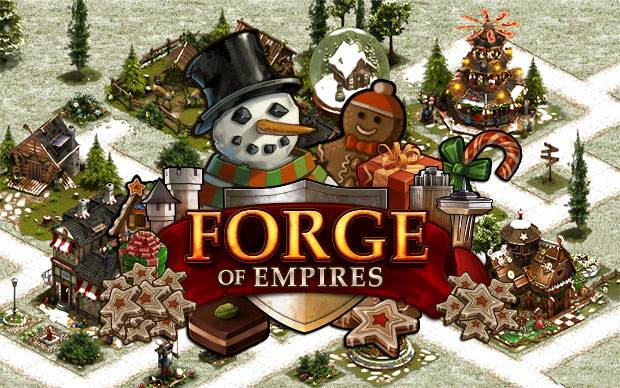 Forge of Empires - Winter-Event 2015