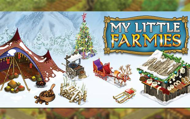 My Little Farmies - Weihnachts-Event 2015