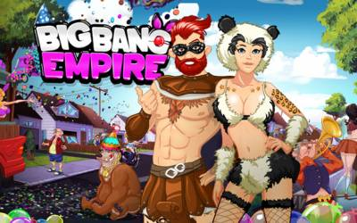 Big Bang Empire - Faschings-Event 2016