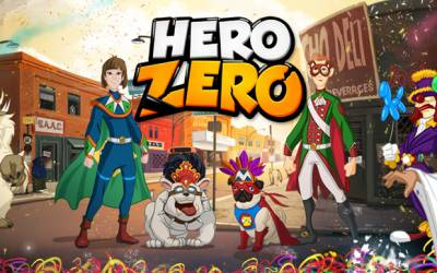 Hero Zero - Faschings-Event 2016