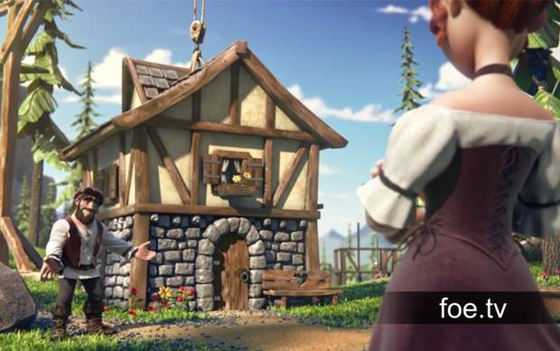 Forge of Empires - Neuer TV-Spot 2016