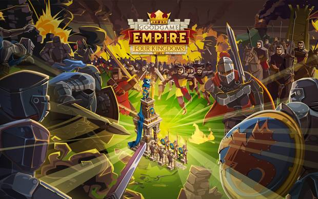 Goodgame Empire - Kampf der Imperien: So funktionierts