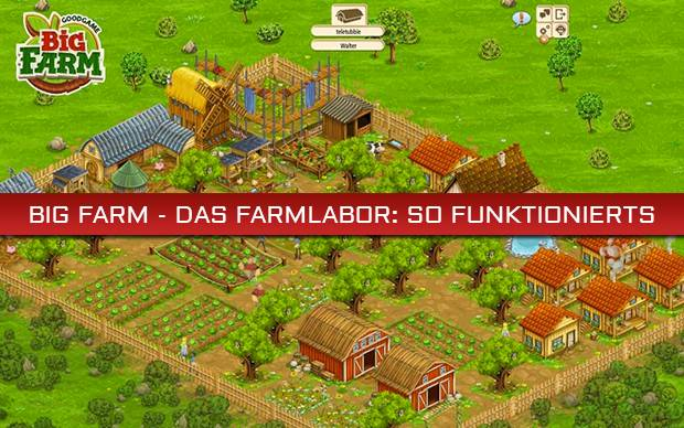Big Farm - Das Farmlabor: So funktionierts