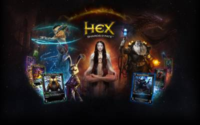 HEX: Shards of Fate - Neues Kartenset: Primal Dawn