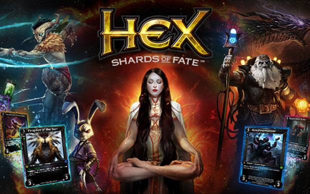 HEX: Shards of Fate: Neues Kartenset Herofall