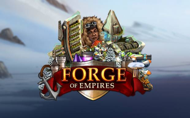 Forge of Empires - Sammle Promethium in der Arktis